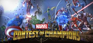 MARVEL: Contest of Champions - Teszt (iOS)