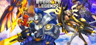 Eternity Legends - Teszt (iOS)
