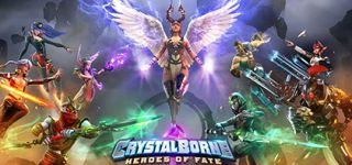 Crystalborne: Heroes of Fate - Teszt (iOS)